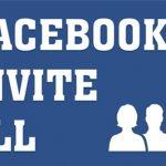 دعوة جميع الأصدقاء للإعجاب بصفحة فيس بوك دفعة واحدة 2018
