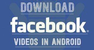 download video online تحميل فيديوهات فيس بوك
