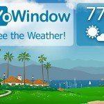 تحميل برنامج الطقس YOwindow Weather حالة الطقس لعشرة ايام  desktop weather