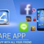 تحميل برنامج Share apps لمشاركة التطبيقات على هواتف اندرويد
