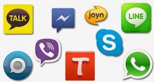 تحميل افضل تطبيقات الدردشة المجانية 2016