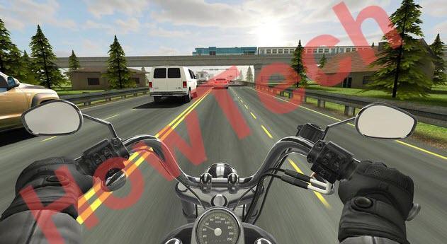 لعبة Traffic Rider للاندرويد
