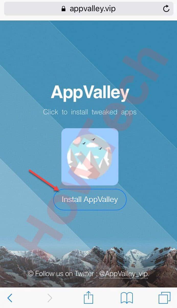 تحميل متجر appvalley