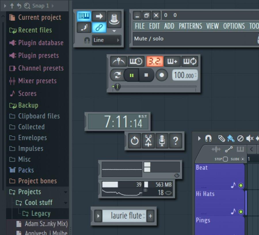 برنامج fl studio 12