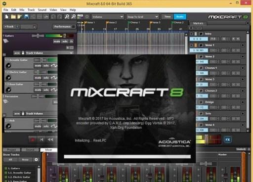 تحميل برنامج Mixcraft 8