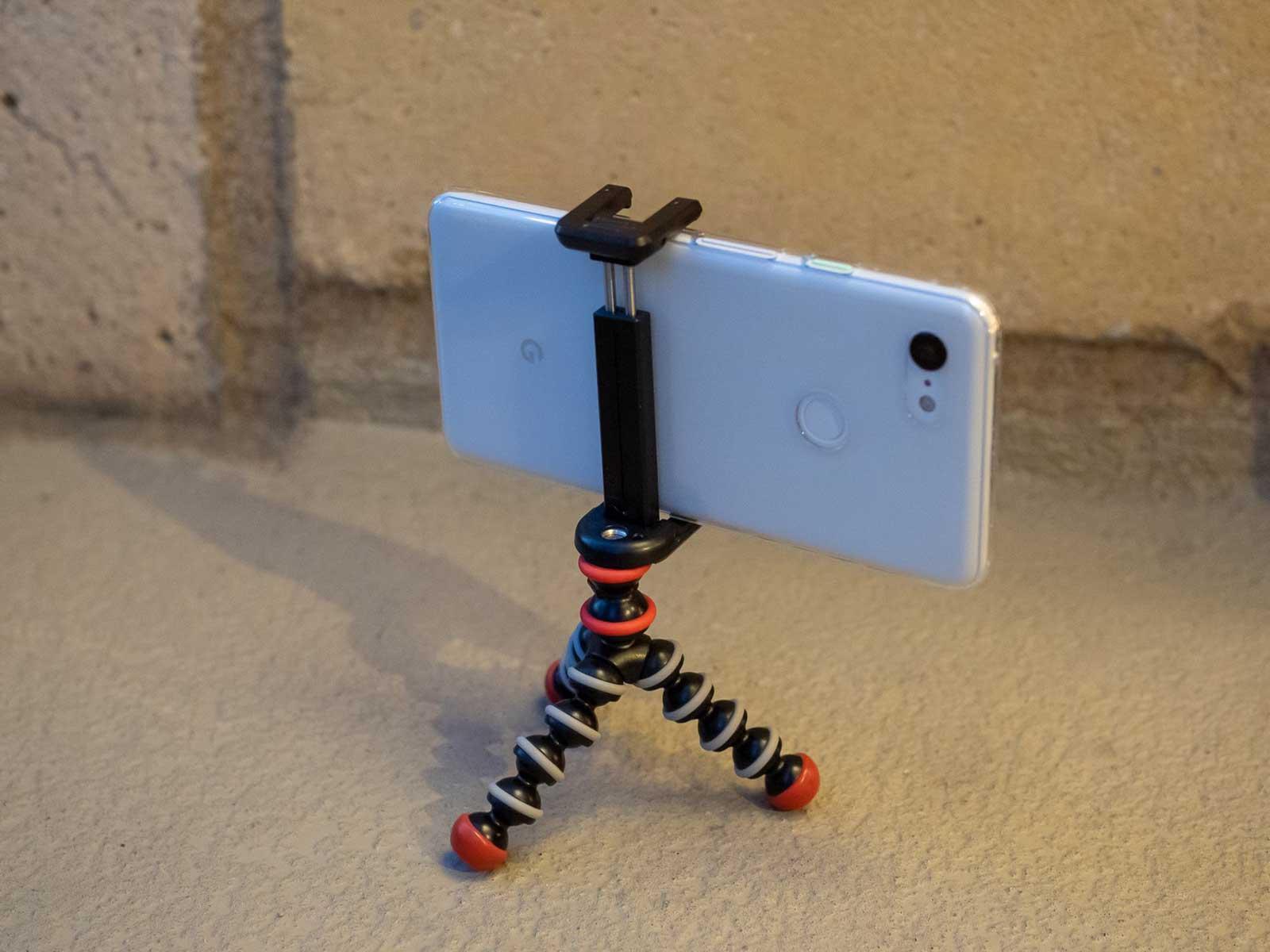 كاميرا هاتف الاندرويد