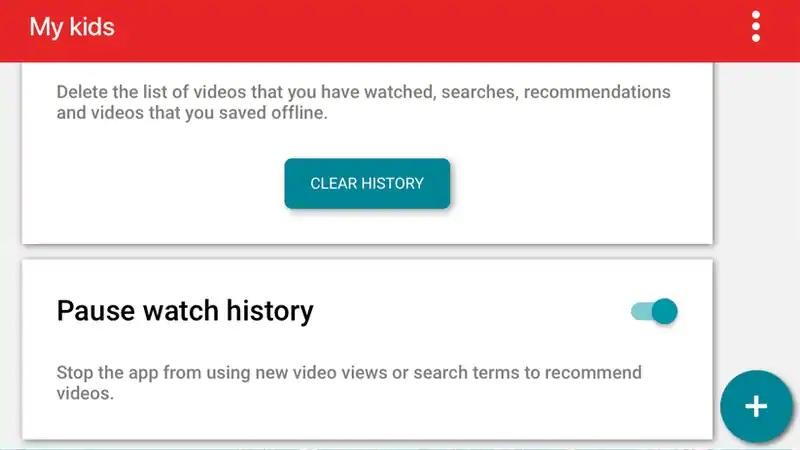 YouTube Kids , يوتيوب الأطفال