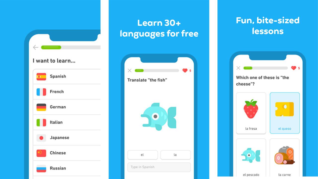 تطبيقات تعلم اللغة الإيطالية